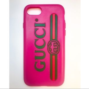 4bbc81690 Authentic Gucci phone case for 6 6s 7 7s